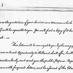Document, 1785 October 22