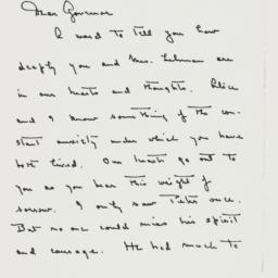 Letter: 1944 April 13