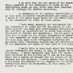 Letter: 1950 June 17