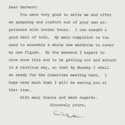 Letter: 1958 January 14