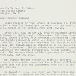 Letter: 1955 January 11