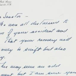 Letter : 1963 February 4