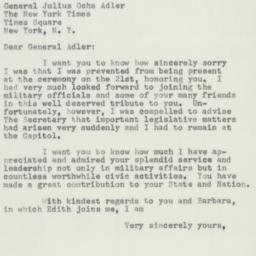 Letter: 1955 April 25