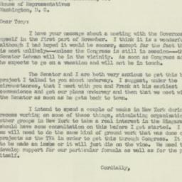Letter: 1951 September 29