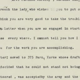 Letter: 1941 July 8