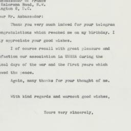 Letter : 1963 March 30