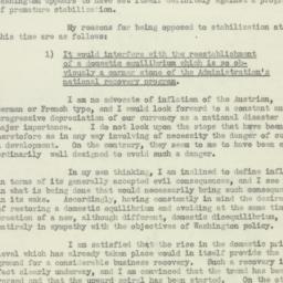 Letter: 1933 June 20