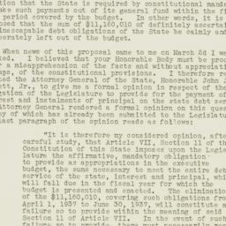 Press Release: 1936 April 20