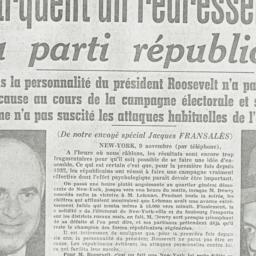 Clipping : 1938 November 10