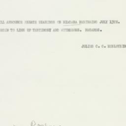 Letter: 1955 June 28