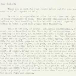 Letter : 1936 March 19