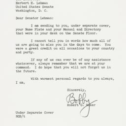 Letter : 1959 November 27