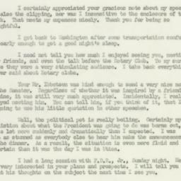 Letter : 1952 April 4