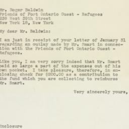 Letter : 1946 February 6