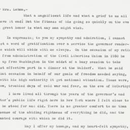 Letter: 1963 December 6