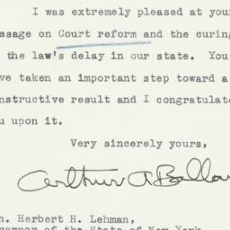 Letter : 1934 March 9
