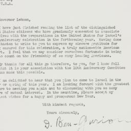 Letter : 1957 October 24
