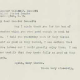 Letter : 1951 September 18