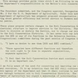 Memorandum: 1953 October 27