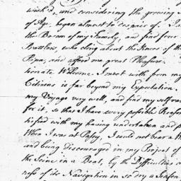 Document, 1785 September 21
