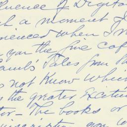 Letter: 1936 December 24