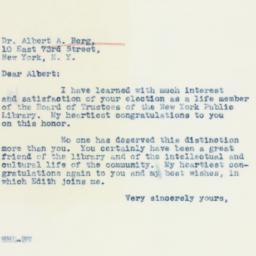 Letter : 1941 October 10
