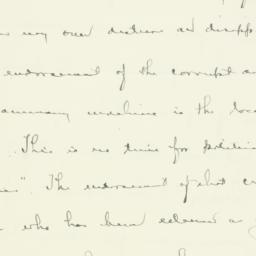 Letter: 1937 October 18