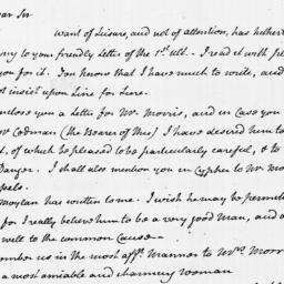 Document, 1782 February 05