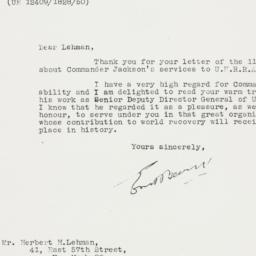 Letter : 1947 December 24