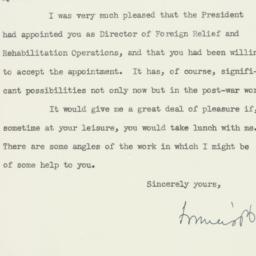 Letter : 1942 December 3