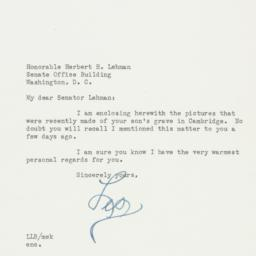 Letter : 1956 August 21