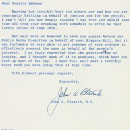 Letter : 1955 June 22