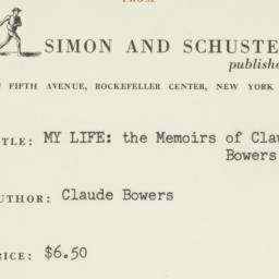 Note : 1962 December 14