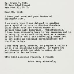 Letter: 1956 September 24