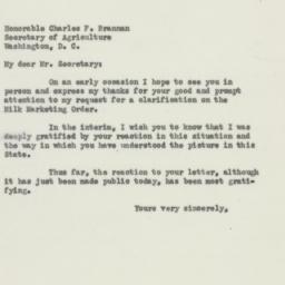 Letter : 1950 October 13