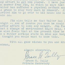 Letter : 1944 February 17