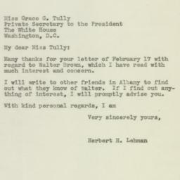Letter : 1944 February 24