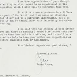 Letter : 1947 June 23