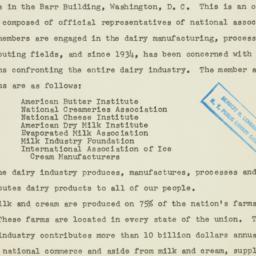 Speech : 1953 March 2