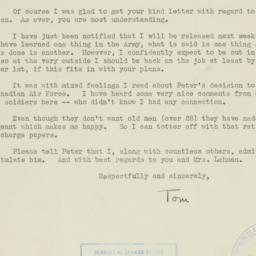 Letter : 1941 September 24