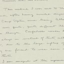 Letter : 1942 January 20