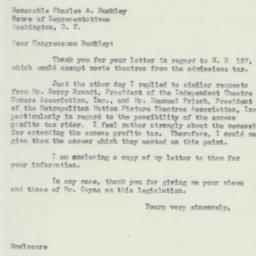 Letter : 1953 June 24