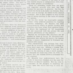 Clipping : 1954 November 12
