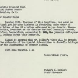 Letter : 1956 June 4