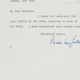 Letter: 1934 February 28