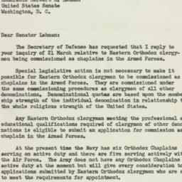 Letter: 1955 April 5