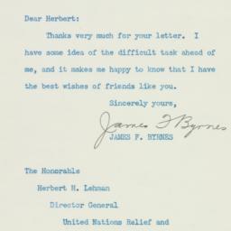 Letter : 1945 July 7