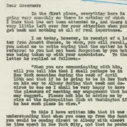 Letter : 1929 April 10
