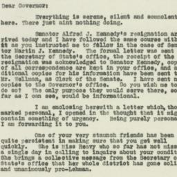 Letter : 1930 April 23