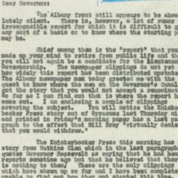 Letter : 1930 July 21